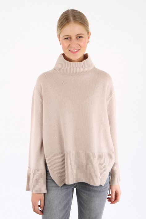 Rosa & me Pullover - dune