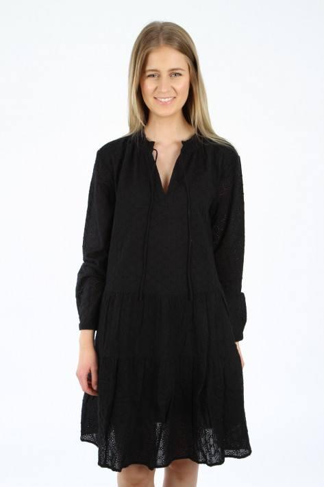 Flowers for friends Lace Prairie dress - black