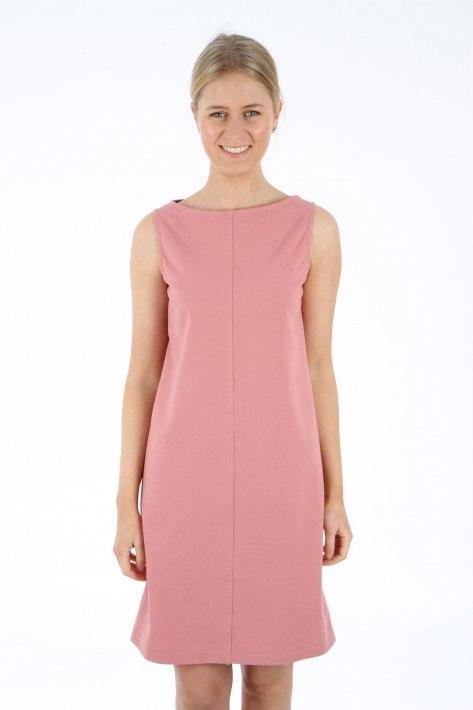 Circolo Kleid Vestito Piquet - begonia