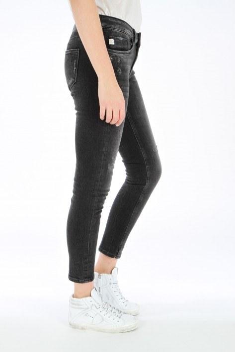 Goldgarn Jeans Jungbusch - vintageblack